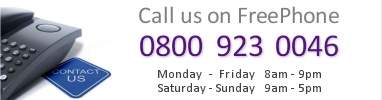 FreePhone 0800 923 0046
